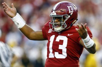 Tagovailoa, No. 1 Alabama race past Missouri 39-10
