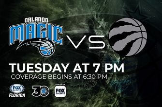 Preview: Streaking Magic stare down top team in NBA with Raptors in town