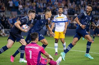 Sallói's stoppage-time goal gives KC 1-1 tie with San Jose