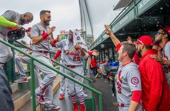 Cardinals look to build off offensive surge in doubleheader with Cubs