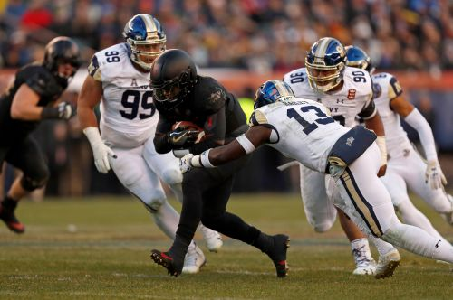 No. 25 Army beats Navy for third straight year