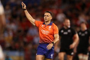 Referees for Lions series revealed