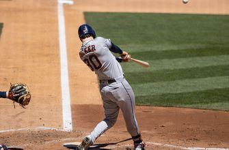 Kyle Tucker powers Astros past Twins in 14-3 win