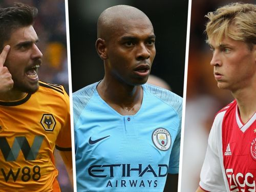 Guardiola pessimistic on De Jong but praises Neves as he calls on Man City to be 'quicker and more efficient' in the transfer market