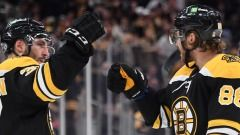 Bruins Notes: 'Dangerous' Jake DeBrusk Has 'Extra Step In His Game'