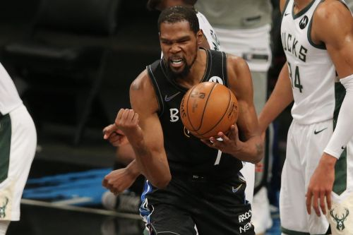 'Beautiful to watch': Kevin Durant saves Nets' season with game for the ages against Bucks