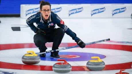 Jill Brothers returns to hometown for Olympic curling trials qualifier