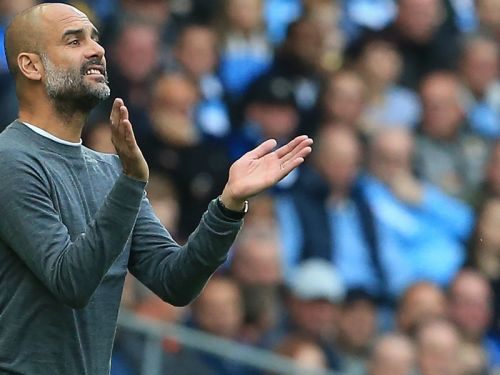 'All managers need time' - Guardiola happy with Manchester City's progress