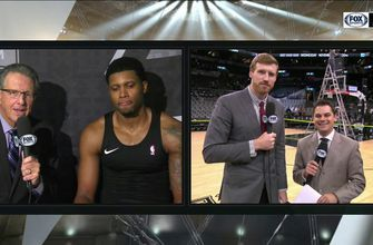 Rudy Gay: 'We knew it was going to be tough playing against them'