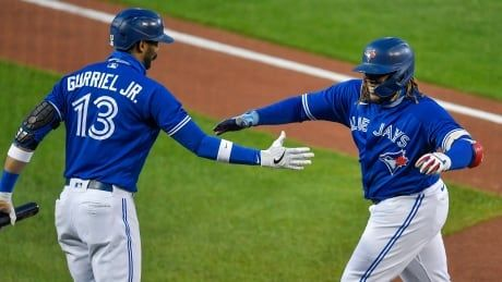 Blue Jays clinch 1st post-season berth since 2016 after defeating Yankees