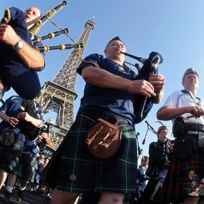 Tartan Army eager to renew Auld Alliance