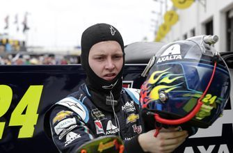 Byron, Bowman start from front row in 61st Daytona 500