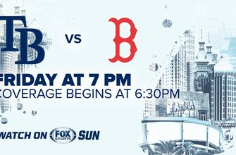 Preview: Charlie Morton kicks things off for Rays as wrap-around series vs. Red Sox begins
