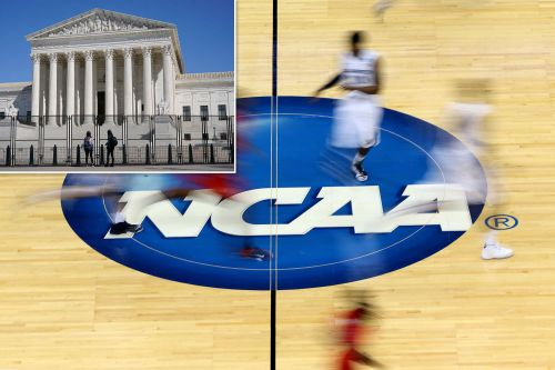 Supreme Court sides with college athletes in NCAA compensation dispute