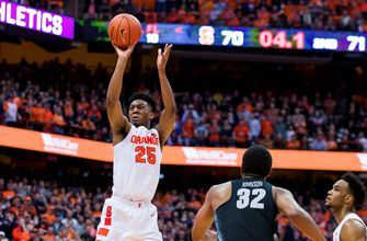 Syracuse vs. Georgetown score: Tyus Battle hits late go-ahead bucket to win it for Orange