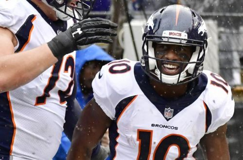 Watch: Broncos' Emmanuel Sanders shines, 49ers' Jimmy Garoppolo struggles in preseason