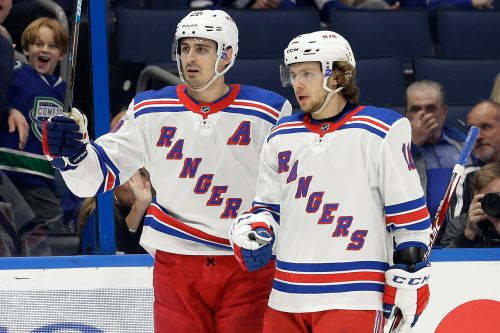 Artemi Panarin injury forces Rangers' Chris Kreider into NHL All-Star Game