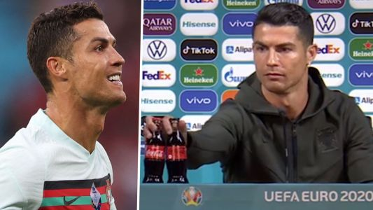 The Cristiano Ronaldo Coca-Cola controversy: Everything you need to know