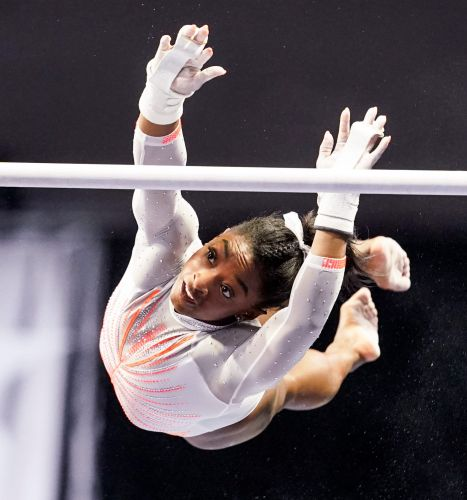 How to watch 2021 U.S. Gymnastics Championships: Live stream, schedule, TV channel, time