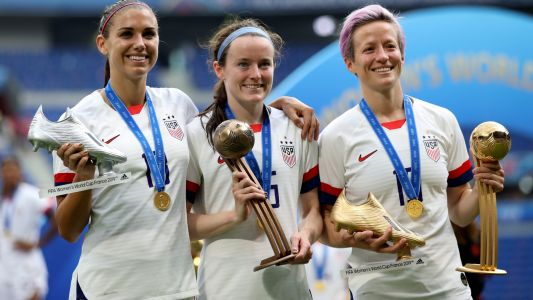 FIFA prize disparity is an issue in USWNT fight for equal pay, says U.S. Soccer president