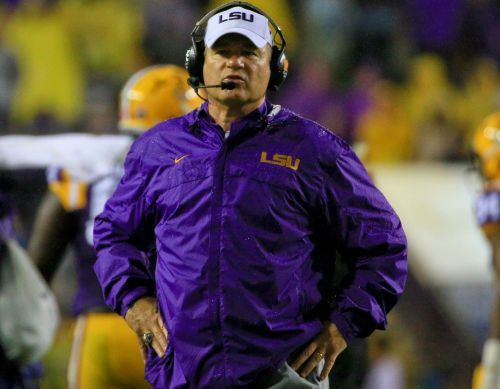 Kansas expected to name Les Miles as new football coach