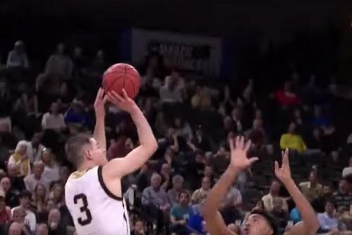 Watch: Wofford's Fletcher Magee breaks NCAA 3-point record