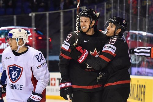 IIHF suspends Canada's Mantha one game for hit to head, will miss quarterfinal