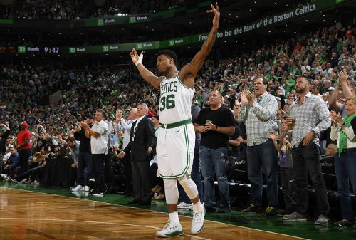 Report: Marcus Smart Agrees to 4-year, $52M Deal with Celtics
