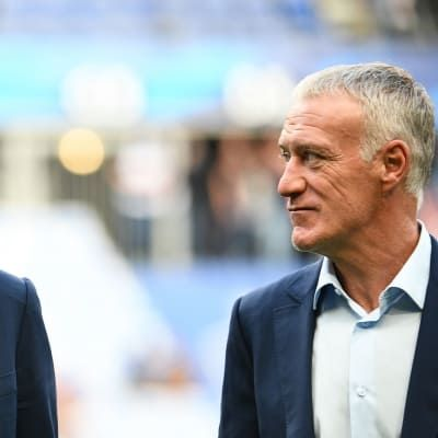 Assistant outlines secrets to Deschamps' success