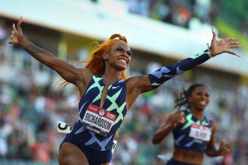 Analysis: Olympic trials show the United States has its sprinting swagger back