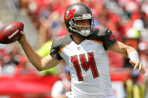 What the heck is going on with Ryan Fitzpatrick?