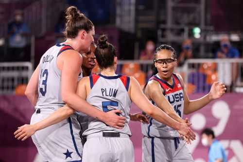 US women's 3-on-3 basketball team leans on ex-WNBA star in quest for Olympics gold