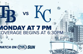 Preview: Rays looking to pull out of 4-game losing streak with series opener vs. Royals