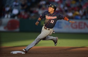 Sano's 2-run homer propels Twins over Angels 3-1