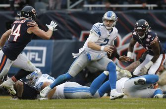 Lions prepare for Stafford's uncertainty moving forward