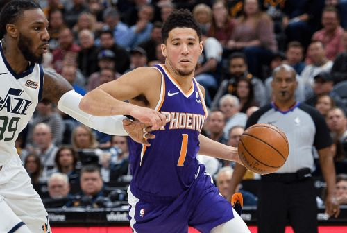 Post Up: Devin Booker Drops 59 in Historic Outing