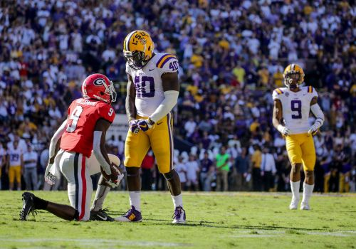 Why I have Detroit Lions picking LSU's Devin White in Mock Draft 1.0