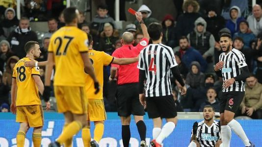 Newcastle 1-2 Wolves: Doherty wins it late
