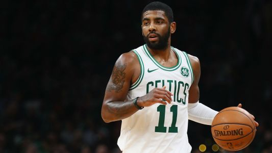Celtics' Kyrie Irving on technical: If someone questions your manhood, you got no choice