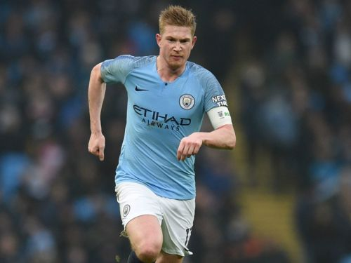 Seventh heaven! De Bruyne returns yet again as Man City prepare to claw back Liverpool
