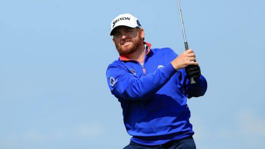 British Open 2019: J.B. Holmes takes surprise lead on a day of misery for Tiger, Rory
