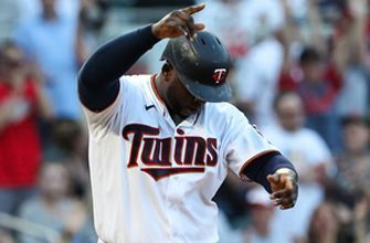 Miguel Sanó blasts walk-off two-run homer in the 12th as Twins stun Reds, 7-5