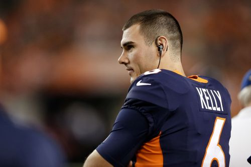 Former Broncos QB Chad Kelly gets another chance with Indianapolis Colts