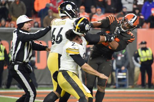 NFL must make an example out of Myles Garrett