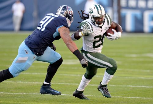 Jets place RB Isaiah Crowell on IR with toe injury