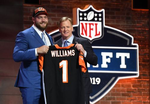Jonah Williams expected to miss Bengals' season after shoulder surgery for torn labrum