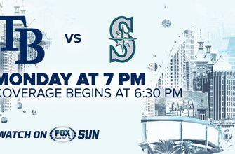 Preview: Fresh off 2 straight walk-off wins, Rays begin series vs. visiting Mariners