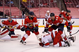 Panthers mount late charge but fall to Hurricanes in OT