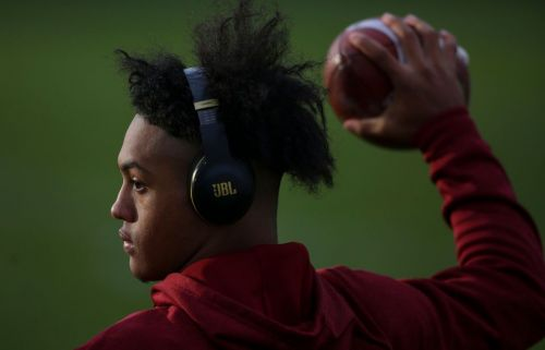 Muskegon's Cameron Martinez named Michigan Football Player of the Year