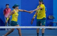 Tokyo Olympics: Barty and Peers advance to mixed doubles quarterfinals